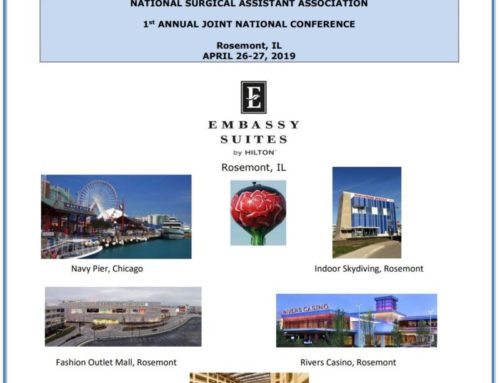 Association of Surgical Assistants and National Surgical Assistant Association 1st Annual Joint National Conference