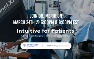 Dr. Merhi Presents